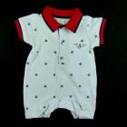 Macacão Curto Chic Anjos Baby - 035137