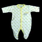 Macacão Longo Elefantinhos Tilly Baby - 037503