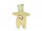 Macacao Longo Urso Anjos Baby