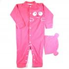 Macacão Soft Panda Cara de Criança - 038514