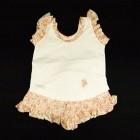 Pijama Baby Doll Malha Jardim Cara de Criança - 034122