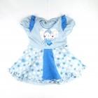 Pijama Camisola Luli Floco de Neve Cara de Criança - 034098 / 034099
