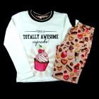 Pijama Comfort Kids Red Velvet Lua Luá - 039114
