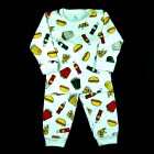 Pijama Comidinhas Brandili - 036922