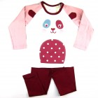 Pijama Feminino Pandinha Have Fun - 037901/037902