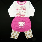 Pijama Longo Malha Luli Chef Cara de Criança - 030958