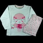 Imagem - Pijama Longo Ovelhinha Cara de Criança - 038444 cód: 038444