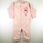 Pijama Longo Soft Ovelha - Cara de Criança
