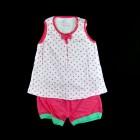 Pijama Moranguinhos Have Fun - 036254/036255