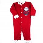Imagem - Pijama Pinguim Soft Cara de Criança - 038441/038442 cód: 038442