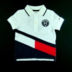 Polo Colorblock Flag Tommy Hilfiger - 037386