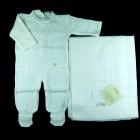 Saída de Maternidade Macacão e Manta Links Petit Mouton - 038234