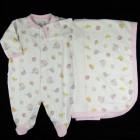 Saída Maternidade Parquinho Baby Fashion - 035226/ 035227