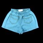 Short Jeans Fino Bolsos Pituchinhu's - 033326
