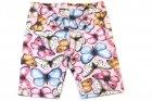 Shorts com estampa de borboletas - Pituchinhus