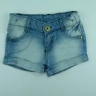 Shorts Jeans Paraíso - 030055