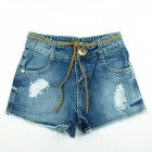 Shorts Jeans Vic Vick - 036480