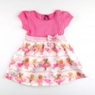 Vestido Baby Estampa Ursinha Turma da Malha - 035695