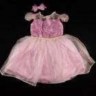Vestido Bordado Com Presilha Le Infance - 032693
