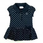 Vestido Com Silck Mini Corações Noruega - 035923