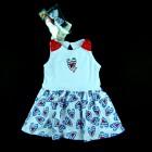 Vestido Corações com Tiara Have Fun - 035543
