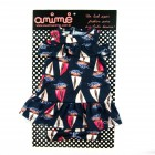 Vestido de Boneca Barcos Animê - 034478