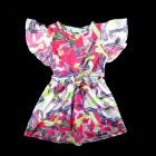 Vestido de Malha Laços Animê - 034427