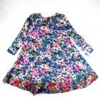 Vestido Floral Animê - 025617