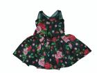 Vestido Floral Tule Pituchinhus