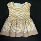 Vestido Tricoline Estampado Pituchinhus - 019562