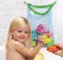 Rede de brinquedos com ventosas para banheiro - Safety 3