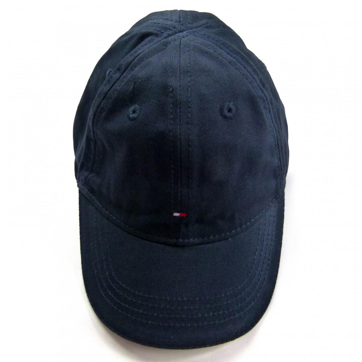 252a359973561 Boné Basic Cap Tommy Hilfiger - 037353 037354 Azul Marinho