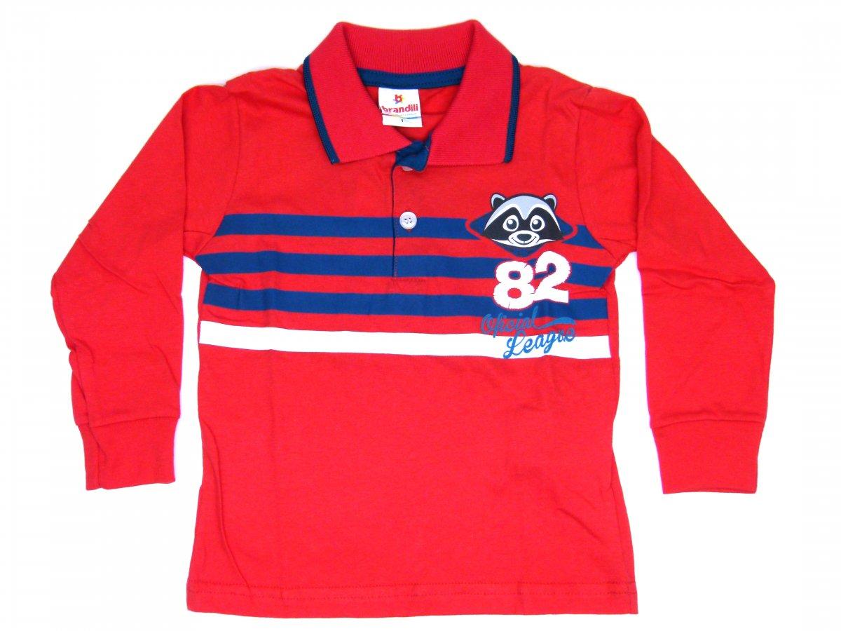 746b4769ea1 Camiseta - Brandili Vermelho R  51