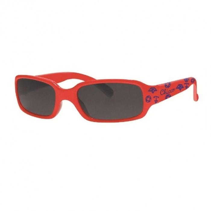3fa40719d Oculos de Sol Boy 12m+ Eros Chicco - 031597 Vermelho | Tutu Lelê.