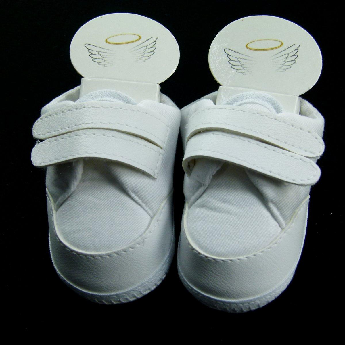 b019bc8f943 Tênis Dois Velcros Barbara Kids - 039332 Branco