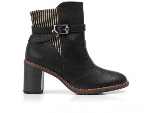 Bota Feminina Ankle Boot Piccadilly 342015