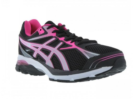 6eb34683176 Tenis Asics Gel Equation 9 Feminino Preto e Rosa