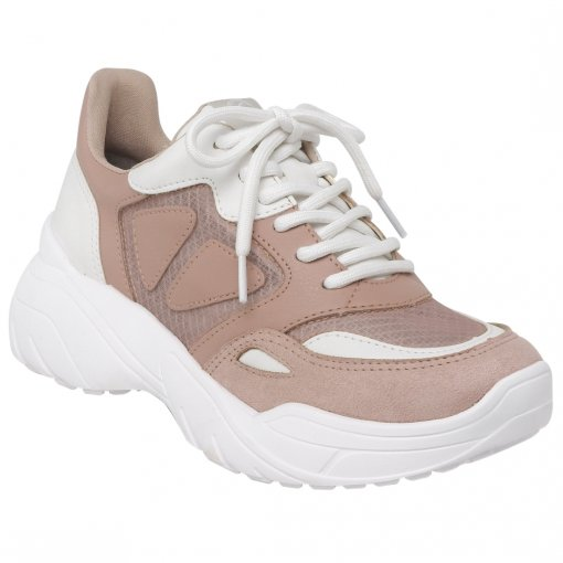 Tênis Sneaker Feminino Via Marte 19-13204