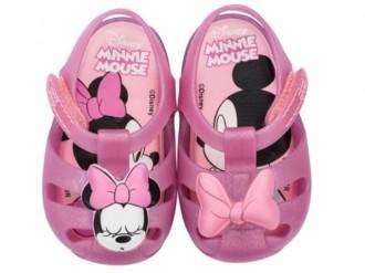 Imagem - Sandália Infantil Bebê Disney Sweet Dreams 21932 - 200002172193220000283