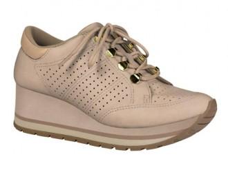 Imagem - Tenis Sneaker Feminino Flatform Anabela Dakota G0531 - 20000003G053120003478