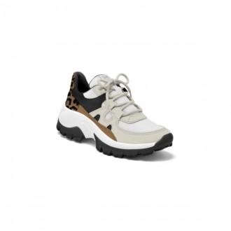 Imagem - Tênis Chunky Sneaker Feminino Animal Print Via Marte 20-12005 cód: 2000000820-1200520004218