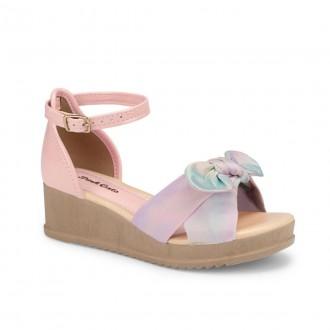 Imagem - Sandália Infantil Menina Anabella Tie Dye Pink Cats V1423 cód: 20000122V142320000109