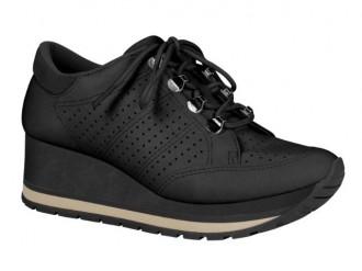 Imagem - Tenis Sneaker Feminino Flatform Anabela Dakota G0531 - 20000003G05311