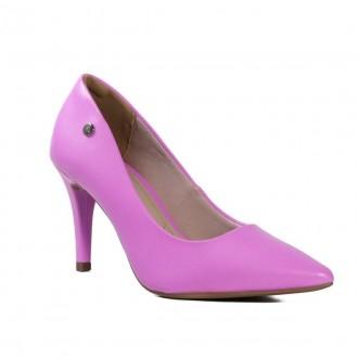 Imagem - Sapato Scarpin Feminino Colorido Neon Via Marte 21-13301 cód: 2000000821-1330120000242
