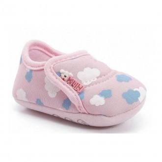 Imagem - Pantufa Infantil Bebê Recém Nascido Klin 208.466 cód: 20000045208.46620003357