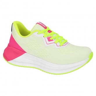 Imagem - Tênis Feminino Esportivo Running Neon Actvitta 4811.303 cód: 200004764811.30320004409