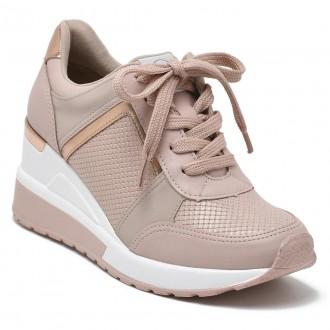 Imagem - Tênis Chunky Sneaker Anabella Via Marte 20-11286 - 2000000820-1128620004113