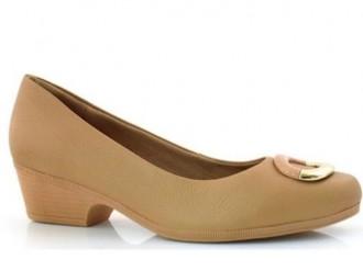 Imagem - Sapato Salto Baixo Usaflex Ab9103 - 20000268AB910320000391