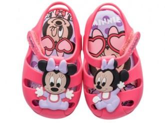 Imagem - Sandália Infantil Bebê Disney Sweet Dreams 21932 cód: 200002172193220000382