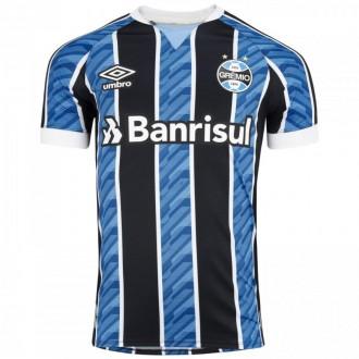 Imagem - Camisa Masculina Umbro Grêmio 3G161206 Tricolor cód: 200000963G16120620002081
